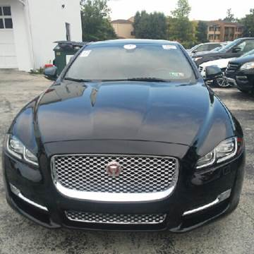 2016 Jaguar XJL for sale at K J AUTO SALES in Philadelphia PA