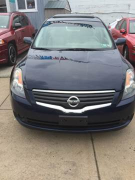 2008 Nissan Altima for sale at K J AUTO SALES in Philadelphia PA