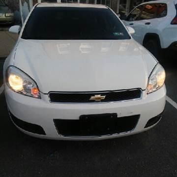 2007 Chevrolet Impala for sale at K J AUTO SALES in Philadelphia PA