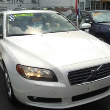 2008 Volvo S80 for sale at K J AUTO SALES in Philadelphia PA