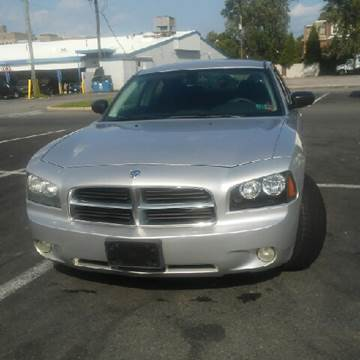 2009 Dodge Charger for sale at K J AUTO SALES in Philadelphia PA