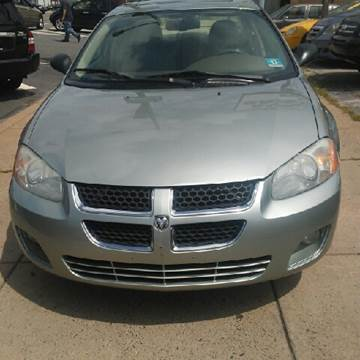 2006 Dodge Stratus for sale at K J AUTO SALES in Philadelphia PA