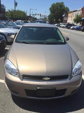 2006 Chevrolet Impala for sale at K J AUTO SALES in Philadelphia PA