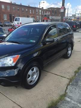 2008 Honda CR-V for sale at K J AUTO SALES in Philadelphia PA