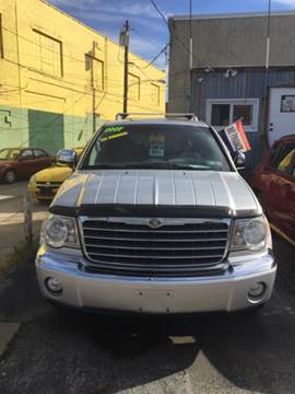 2007 Chrysler Aspen for sale at K J AUTO SALES in Philadelphia PA