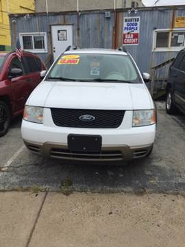 2007 Ford Freestyle for sale at K J AUTO SALES in Philadelphia PA