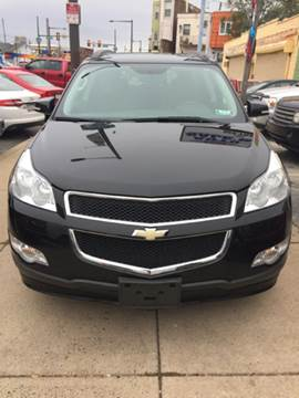 2010 Chevrolet Traverse for sale at K J AUTO SALES in Philadelphia PA