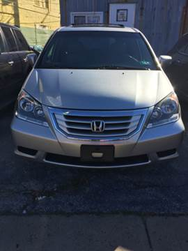 2008 Honda Odyssey for sale at K J AUTO SALES in Philadelphia PA