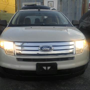 2007 Ford Edge for sale at K J AUTO SALES in Philadelphia PA