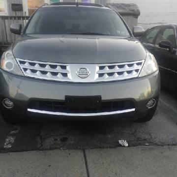 2007 Nissan Murano for sale at K J AUTO SALES in Philadelphia PA