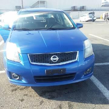 2010 Nissan Sentra for sale at K J AUTO SALES in Philadelphia PA