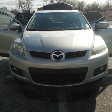 2007 Mazda CX-7 for sale at K J AUTO SALES in Philadelphia PA