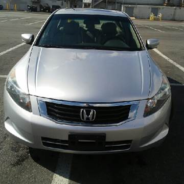 2008 Honda Accord for sale at K J AUTO SALES in Philadelphia PA