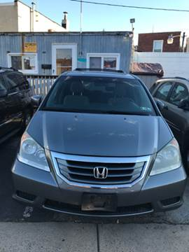 2009 Honda Odyssey for sale at K J AUTO SALES in Philadelphia PA