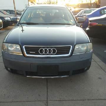 2005 Audi Allroad Quattro for sale at K J AUTO SALES in Philadelphia PA