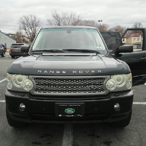 2007 Land Rover Range Rover for sale at K J AUTO SALES in Philadelphia PA