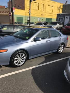 2007 Acura TSX for sale at K J AUTO SALES in Philadelphia PA