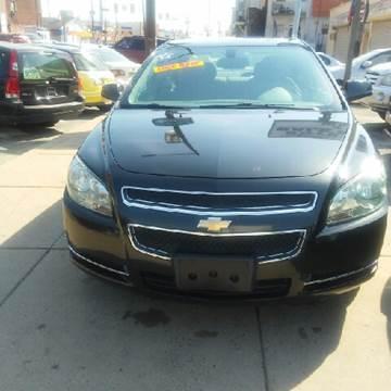 2011 Chevrolet Malibu for sale at K J AUTO SALES in Philadelphia PA