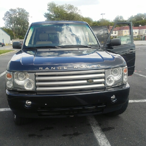 2003 Land Rover Range Rover for sale at K J AUTO SALES in Philadelphia PA