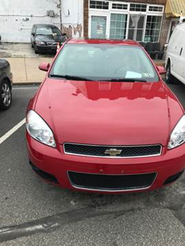 2008 Chevrolet Impala for sale at K J AUTO SALES in Philadelphia PA