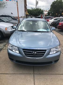 2010 Hyundai Sonata for sale at K J AUTO SALES in Philadelphia PA