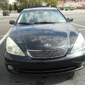 2006 Lexus ES 330 for sale at K J AUTO SALES in Philadelphia PA