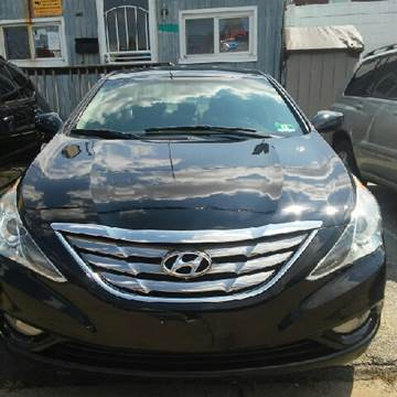 2011 Hyundai Sonata for sale at K J AUTO SALES in Philadelphia PA