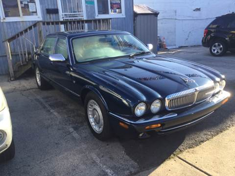 1998 Jaguar XJ-Series for sale at K J AUTO SALES in Philadelphia PA