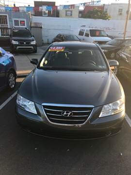 2009 Hyundai Sonata for sale at K J AUTO SALES in Philadelphia PA