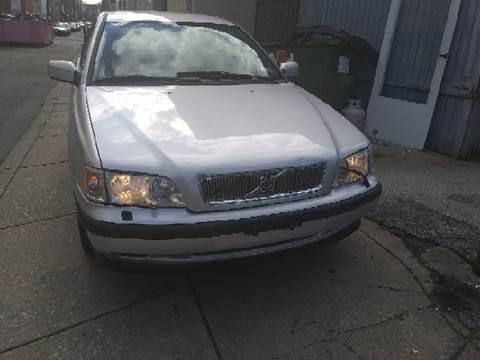 2000 Volvo S40 for sale at K J AUTO SALES in Philadelphia PA