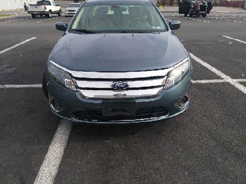 2011 Ford Fusion for sale at K J AUTO SALES in Philadelphia PA