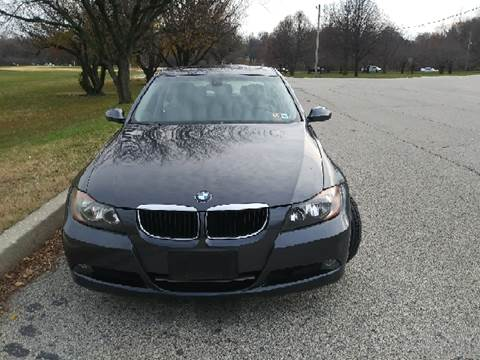 2008 BMW 3 Series for sale at K J AUTO SALES in Philadelphia PA