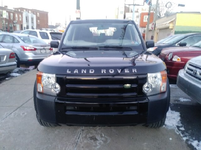 2006 Land Rover LR3 for sale at K J AUTO SALES in Philadelphia PA