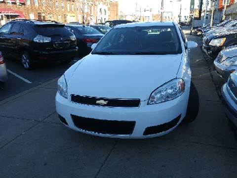 2012 Chevrolet Impala for sale at K J AUTO SALES in Philadelphia PA