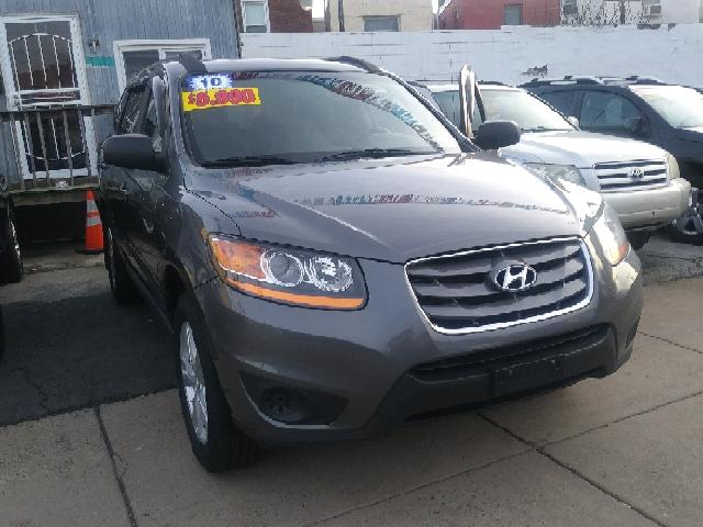 2010 Hyundai Santa Fe for sale at K J AUTO SALES in Philadelphia PA