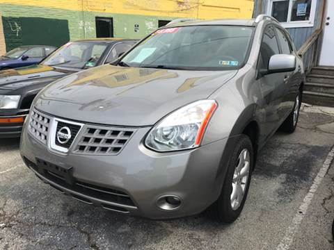 2009 Nissan Rogue for sale at K J AUTO SALES in Philadelphia PA