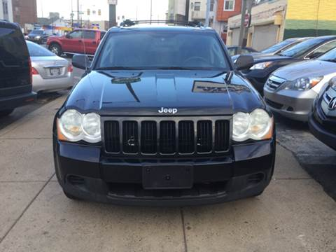 2009 Jeep Grand Cherokee for sale at K J AUTO SALES in Philadelphia PA