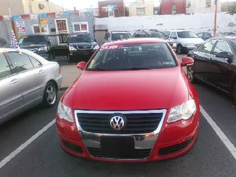2008 Volkswagen Passat for sale at K J AUTO SALES in Philadelphia PA