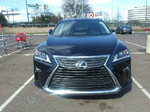 2017 Lexus RX 350 for sale at K J AUTO SALES in Philadelphia PA