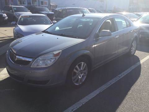 2009 Saturn Aura for sale at K J AUTO SALES in Philadelphia PA