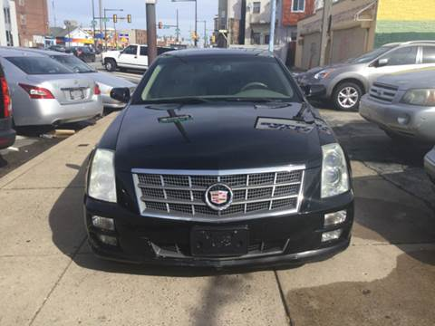 2008 Cadillac STS for sale at K J AUTO SALES in Philadelphia PA