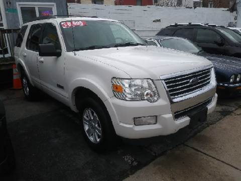 2008 Ford Explorer for sale at K J AUTO SALES in Philadelphia PA