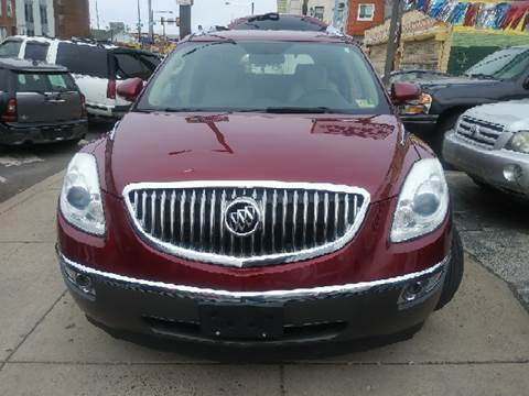 2010 Buick Enclave for sale at K J AUTO SALES in Philadelphia PA
