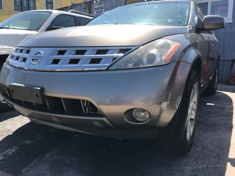 2004 Nissan Murano for sale at K J AUTO SALES in Philadelphia PA