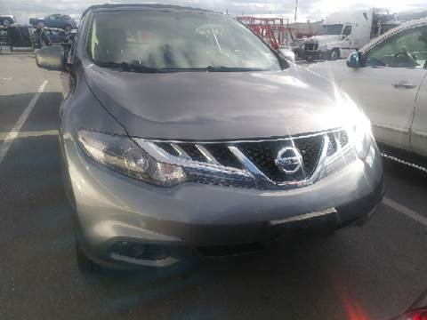 2014 Nissan Murano CrossCabriolet for sale at K J AUTO SALES in Philadelphia PA