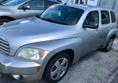 2008 Chevrolet HHR for sale at K J AUTO SALES in Philadelphia PA