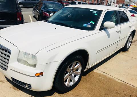 2006 Chrysler 300 for sale at K J AUTO SALES in Philadelphia PA