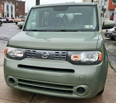 2009 Nissan cube for sale at K J AUTO SALES in Philadelphia PA