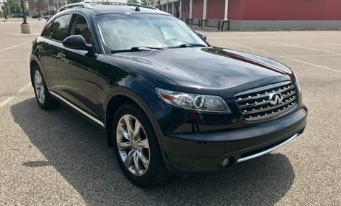 2008 Infiniti FX35 for sale at K J AUTO SALES in Philadelphia PA