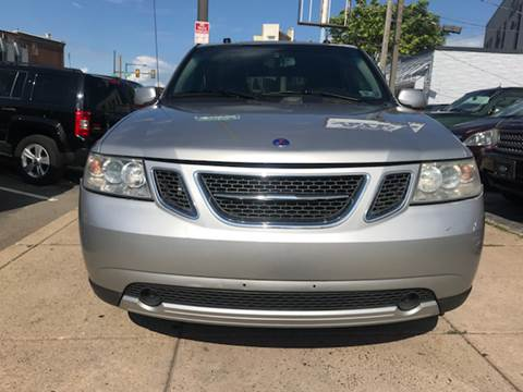 2005 Saab 9-7X for sale at K J AUTO SALES in Philadelphia PA